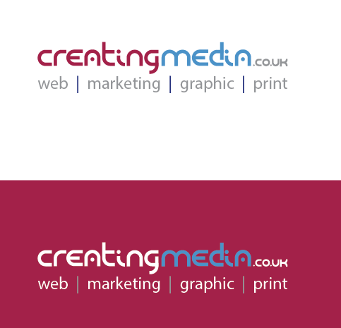 Unveiling the brand new face for Creating Media!